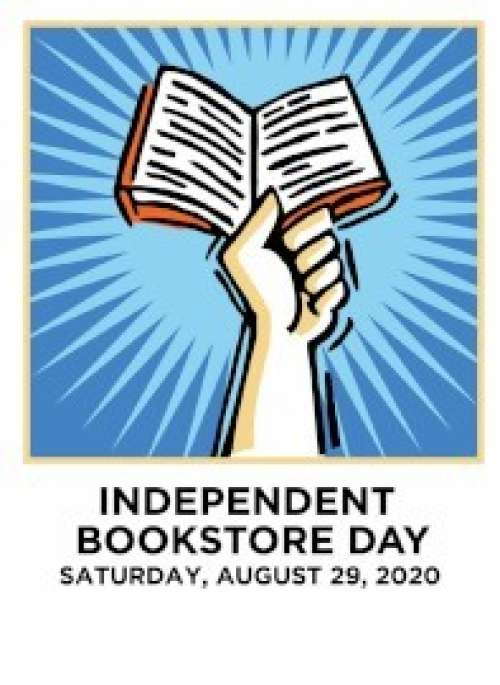 Canadian Independent Bookstore Day ( Saturday, August 29th)